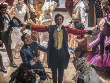 """The Greatest Showman"""